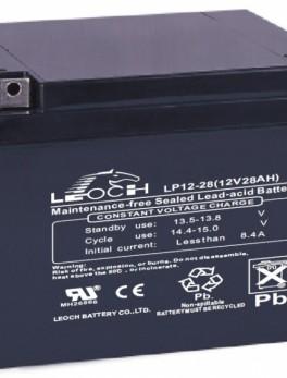 باطری یو پی اس leoch سری LPL 28A