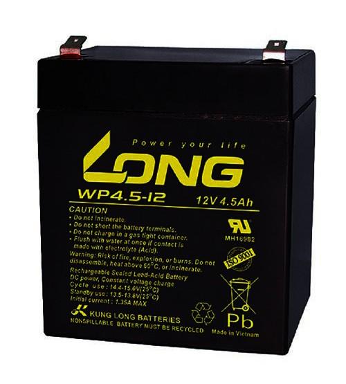 باتری یو پی اس لانگ WP4.5-12