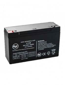 باتری یو پی اس PANASOCIN مدل LCR6V10