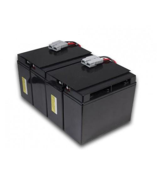 باتری یو پی اس tiger سری FM آمپر 100