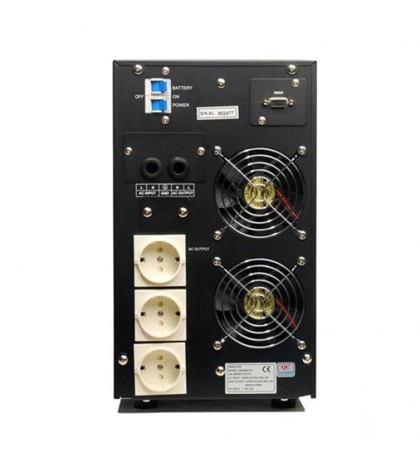 یو پی اس تک فاز POWER KR-11 Series 1110L دارای باتری خارجی
