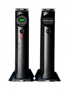 یو پی اس رک مونت POWER KR-RM Series 2000L دارای باتری خارجی