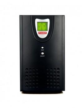 یو پی اس Power سری (48)KI 3000L دارای باتری خارجی