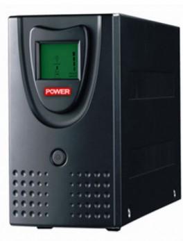 یو پی اس LCD series 1200S دارای باتری داخلی