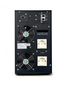 یو پی اس LCD series 700Lدارای باتری خارجی