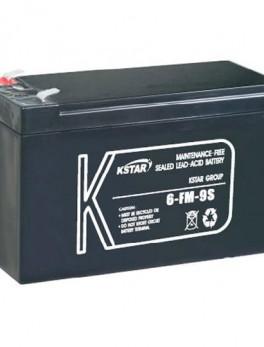 باتری سیلد اسید کی استار ۱۲V 9A Kstar 12V 9A VRLA Battery