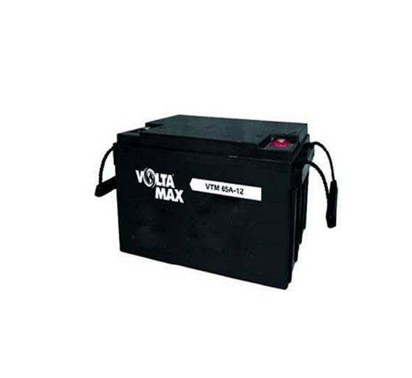 باتری سیلد اسید ولتامکس ۱۲V 65Ah Volta max VTM-12v 65A VRLA Battery