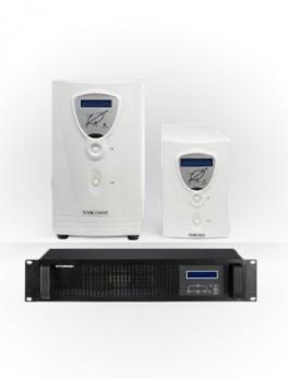 یو پی اس آنلاین تک فاز هیوندای SC3-0611 6KVA Hyundai Single Phase Online UPS