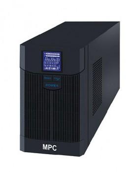 یو پی اس لاین اینتراکتیو تک فاز پرسو MPC GSL 1500 Porsoo MPC GS 650 Energy Single Phase Line Interactive UPS