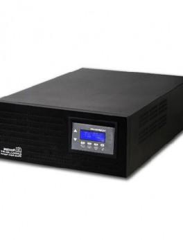 یو پی اس آنلاین تک فاز فاراتل CAD10KX1-RT4U 10KVA Faratel CAD10KX1-RT4U Single Phase Online UPS