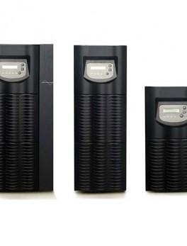 یو پی اس آنلاین تک فاز نت پاور FR-11-6000VA باتری Netpower Single Phase Online UPS