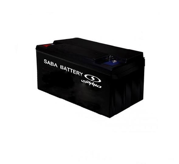 باتری سیلد اسید صبا باتری ۱۲V 65A Saba Battery 12V 65A VRLA Battery
