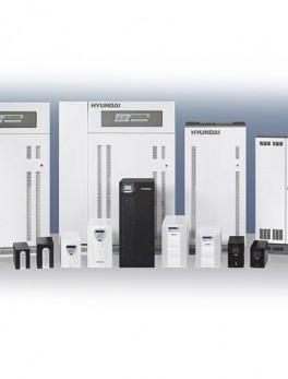 یو پی اس آنلاین تک فاز هیوندای SC5-0111 1KVA Hyundai Single Phase Online UPS