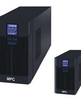 یو پی اس لاین اینتراکتیو تک فاز پرسو MPC GSL 2000 Porsoo MPC GSL 2000 Energy Single Phase Line Interactive UPS