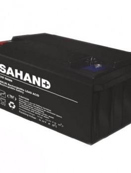 باتری یو پی اس سهند ۱۲ ولت ۱۰۰ آمپر ساعت